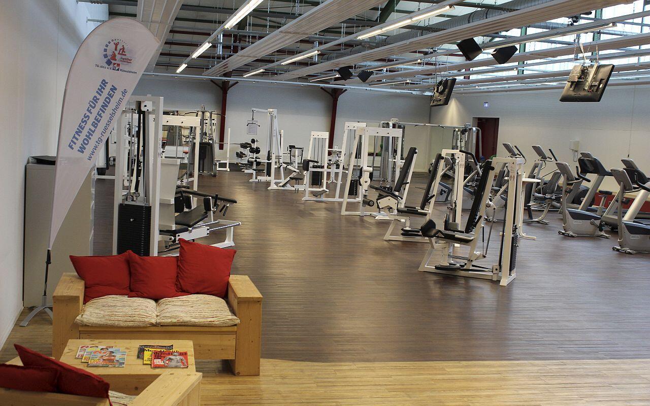 tg - Fitnessstudio